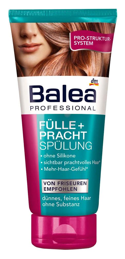 Бальзам Balea Professional для тонких волос 200мл