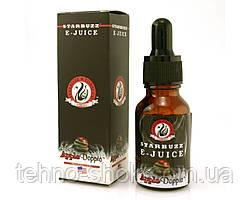 Жидкость для электронных сигарет Starbuzz (двойное яблоко) L-7