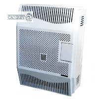 Газовий конвектор Canrey 2F чавунний ( Парапетний)
