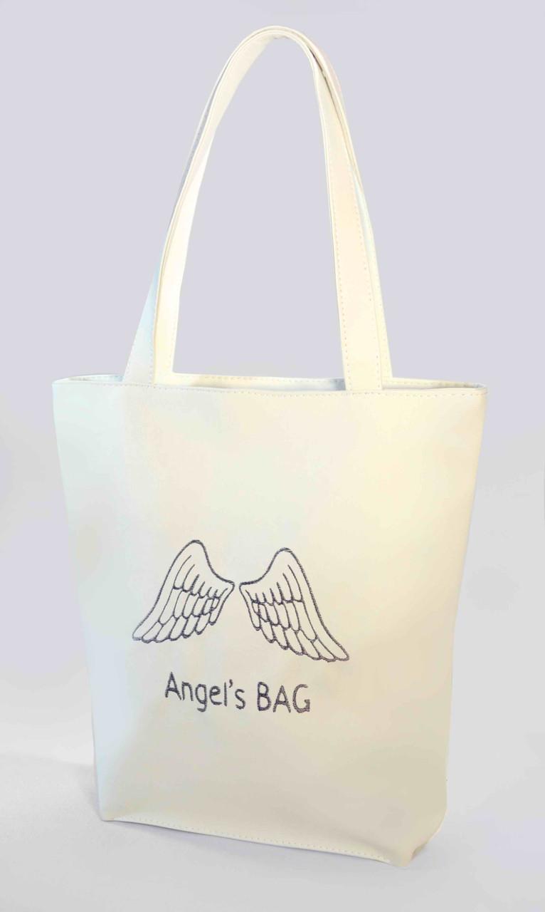 """Женская сумка """"Angels bag"""" Б303 цвет на выбор"""
