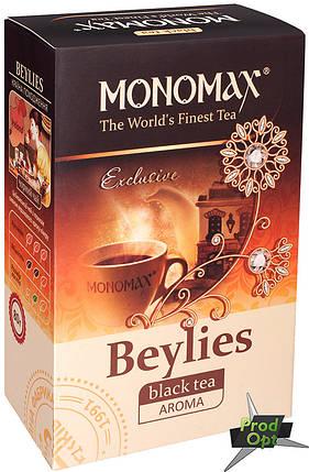 """Чай """"Бейліз"""" чорний цейлонський Мономах 80 г   , фото 2"""