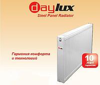 Стальной Радиатор 500x800 тип 22 DayLux (боковое подключение, 1194 Вт)