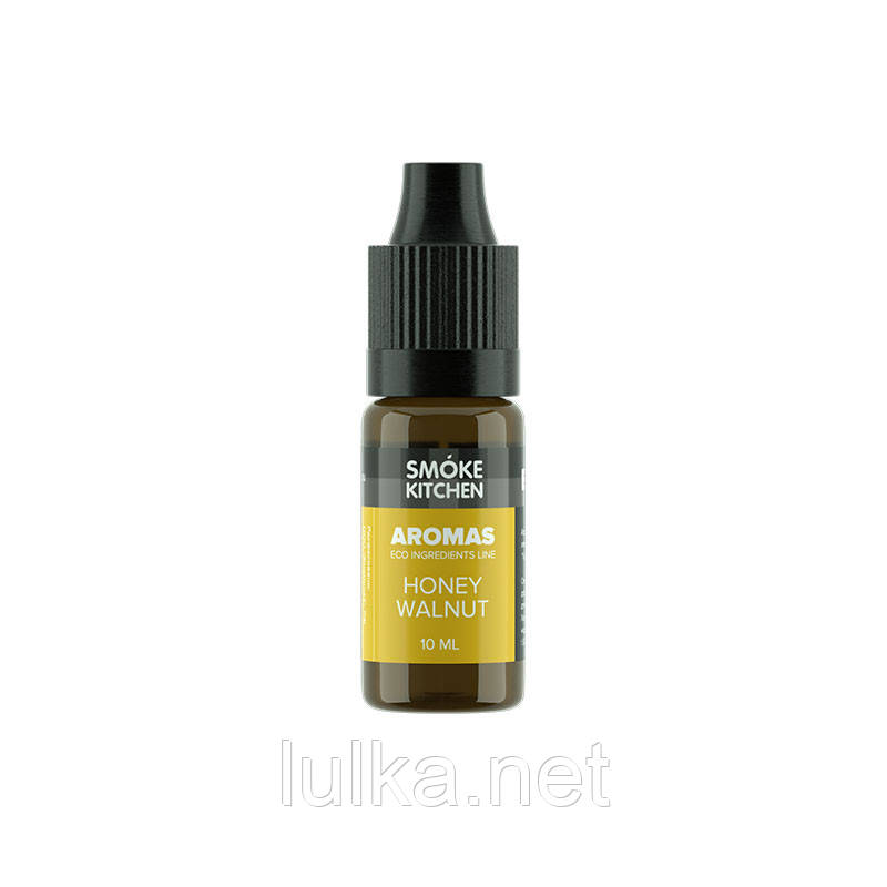 Ароматизатор Smoke Kitchen Honey Walnut 10мл