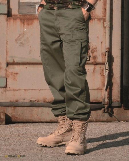 Штани Ranger (рейнджер) BDU США, olive