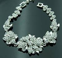 Дизайнерские женские браслеты бижутерии RRR. Элитные нарядные браслеты для торжеств и вечеринок.
