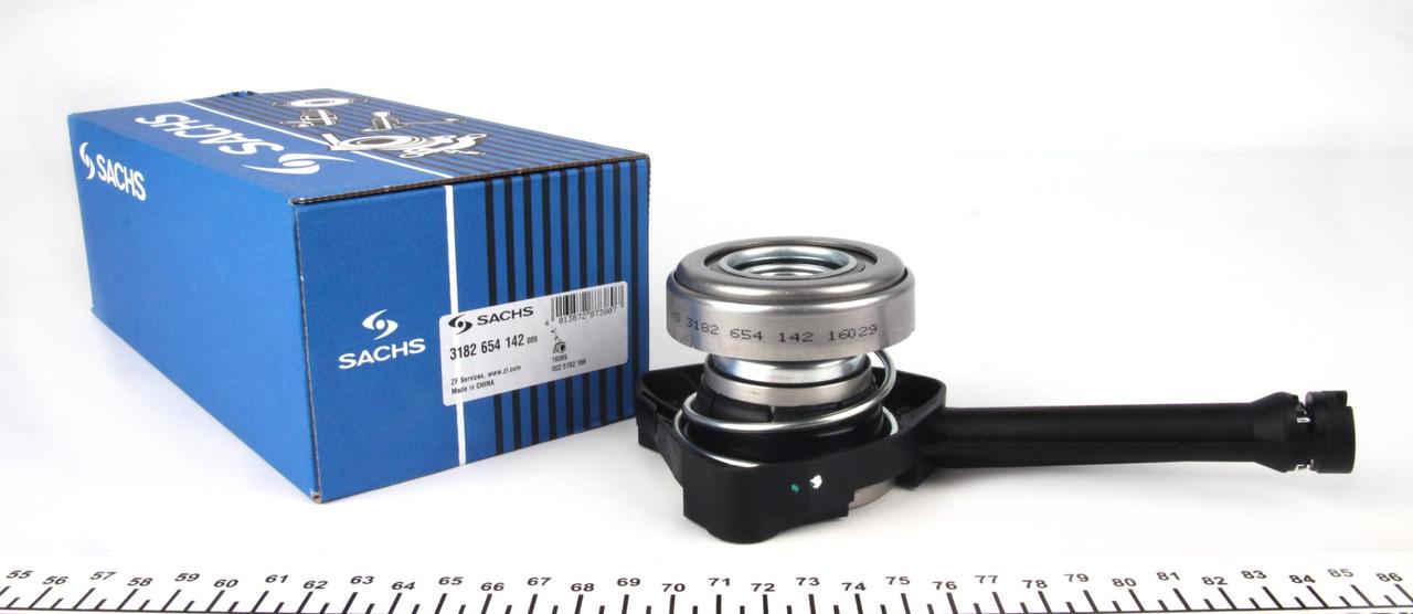 Подшипник выжимной Renault Trafic + Master 1.9 - 2.5dCi (3 болта) 2001- Sachs - Германия