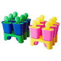 Прессформа для мороженого икеа CHOSIGT, разные цвета, IKEA, 802.084.78