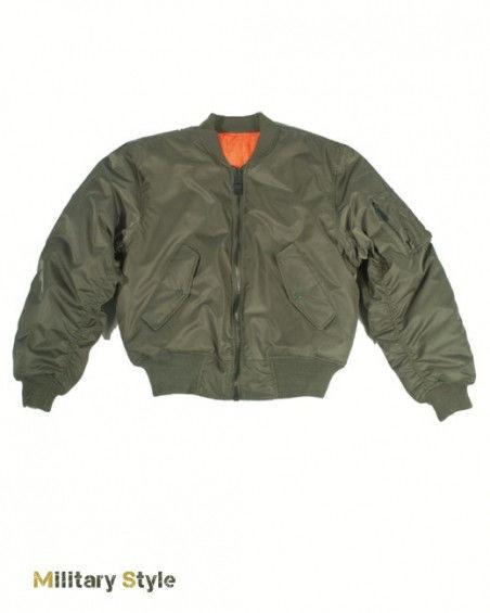 Куртка лётная MA1 США, olive