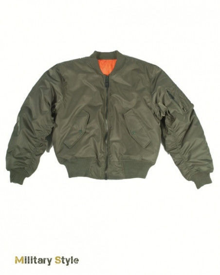 Льотна Куртка MA1 США, olive