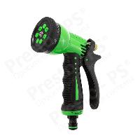 Пистолет для полива Presto-PS Металлическая насадка для поливочного шланга (7203)