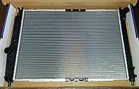Радиатор охлаждения Авео Лузар алюминиево-паяный