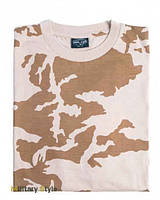Камуфлированная футболка, DPM британс.пустыня M