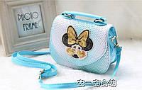 Красивая детская сумочка с Минни Маус