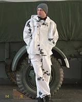 Маскхалат зимний двухсторонний