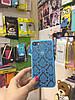 Чехол Кружево для iPhone 7, голубой, фото 3