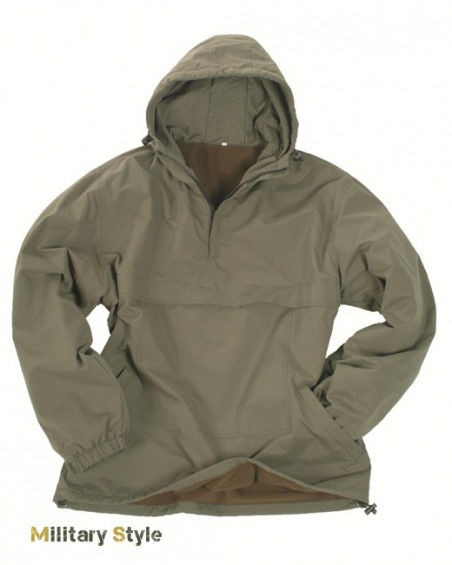 Куртка Анорак бойова з капюшоном, зимова (Olive)