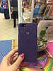 Чехол Кружево для iPhone 7, фиолетовый, фото 2