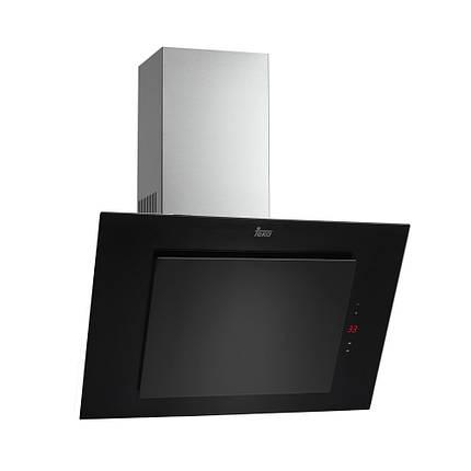 Вытяжка кухонная Teka DVT 680 B, чёрное стекло, вертикальный дизайн 40483530, фото 2