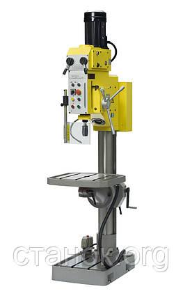 FDB Maschinen Drill 45 E cверлильный станок по металлу резьбонарезной свердлильний верстат фдб дрилл, фото 2