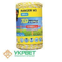Бечёвка Ranger W3-W TLD - 200 м (2,5 мм)