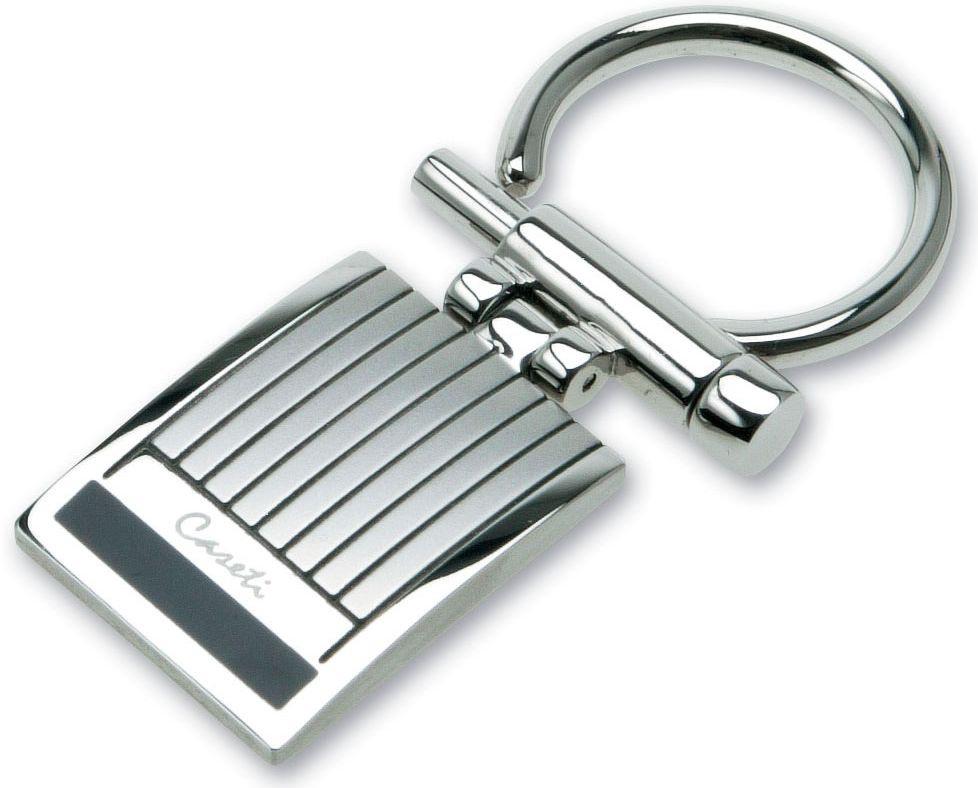 Стильный брелок Caseti CAA30011 (4) серебристый