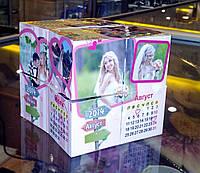 Кубик - календарик