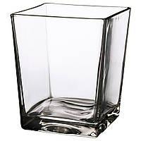 KANIST Ваза, стекло, прозрачный