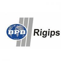 Гипсокартон влагостойкий Rigips 12.5 1.2*2.0