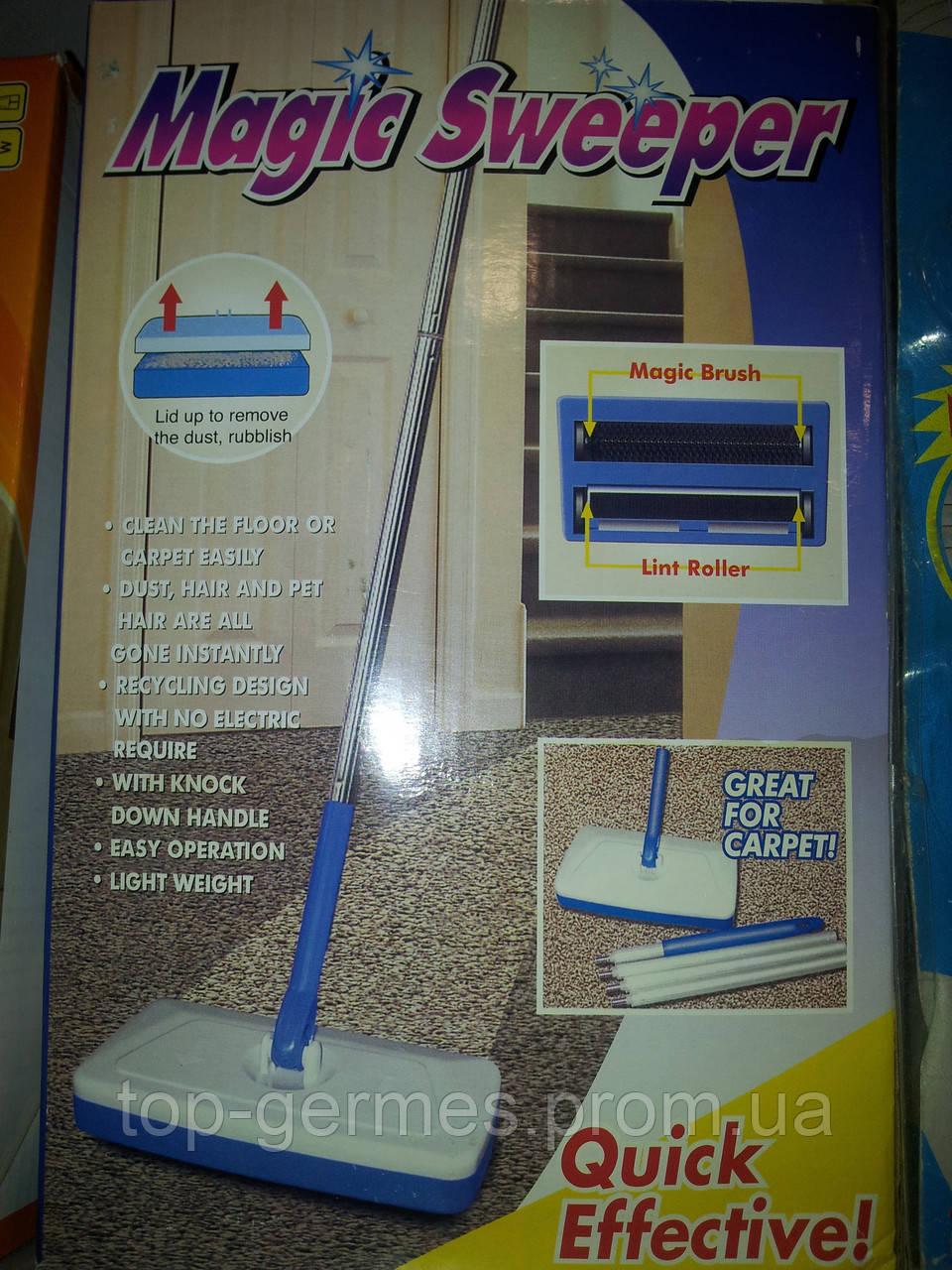 Легкая и удобная уборка в доме с помощью...