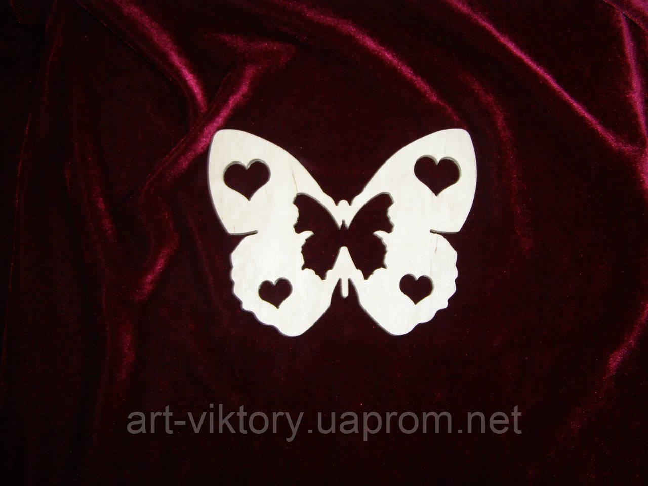 Бабочка в бабочке