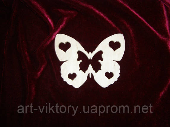 Бабочка в бабочке, фото 2