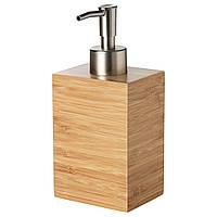 DRAGAN Диспенсер для жидкого мыла, бамбук