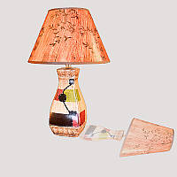 Лампа настольная, прикроватная   018 в