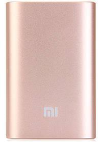 Портативная батарея Xiaomi Mi Power Bank 10000mAh (NDY-02-AN) Gold