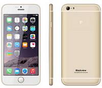 """Смартфон Blackview A6 Ultra (iPhone 6 clone) gold золото (2SIM) 4,7"""" 1/8GB 8/2Мп 3G оригинал Гарантия!"""