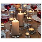 GLASIG Тарелка для свечи, прозрачное стекло 602.591.43, фото 3