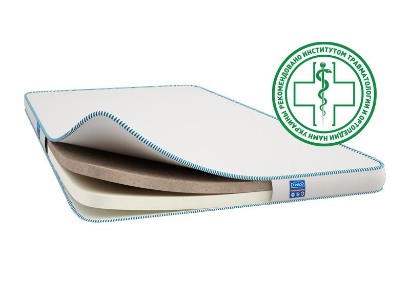 Супер-тонкий матрас Donson «Slim Eco», для диванов - Medort - Ортопедическая продукция, товары для здоровья в Киеве