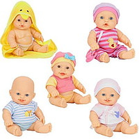 Набор из 5 пупсов You & Me So Many Babies 5 Pack Doll Set - Caucasian, фото 1