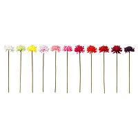 SMYCKA Искусственный цветок, Хризантема, разные цвета