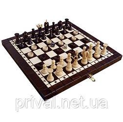Набор шахматы, шашки и нарды Madon средние с-143