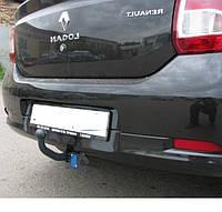 Фаркоп на Dacia Logan седан (с 2013--) Дачия Логан