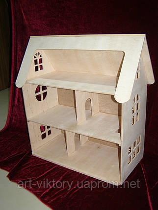 Кукольный домик заготовка, фото 2