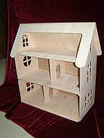 Кукольный домик заготовка