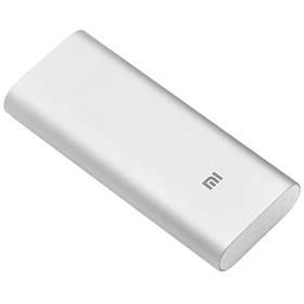Портативная батарея Xiaomi Power Bank 16000mAh (NDY-02-AL) Silver
