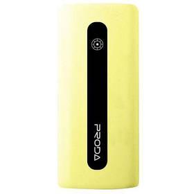 Портативная батарея REMAX Proda E5 PowerBank 5000mAh Yellow (RMX-PRE5-5000YL)