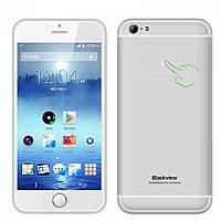 "Смартфон Blackview A6 Ultra (iPhone 6 clone) silver серебро (2SIM) 4,7"" 1/8 GB 8/2 Мп 3G оригинал Гарантия!"