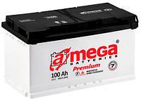 Аккумулятор A-Mega Premium, 92 А/ч 6CT-92-A3