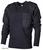 Пуловер BW акриловый (Blue) - (Max Fuchs) 52