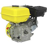 Двигатель Кентавр ДВЗ 210БШЛ (шлиц, вал 25мм)