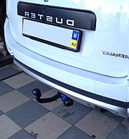 Фаркоп на Dacia Duster (с 2010--) Дачия Дастер